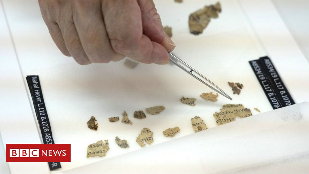 rare-ancient-scroll-found-in-israel-cave-of-horror