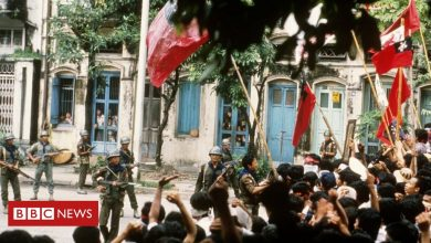 Photo of Myanmar coup: What protesters can learn from the '1988 generation'