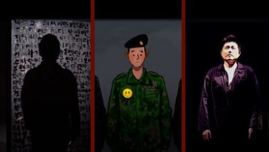 Photo of South Korean artist highlights gay rights in military