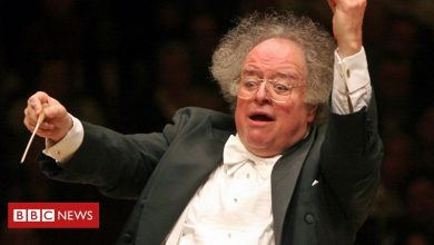 Photo of James Levine dies: Conductor led Met Opera before being fired over abuse