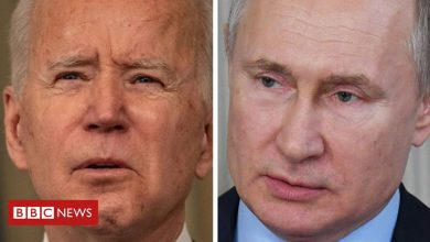 Photo of Putin on Biden: Russian president reacts to US leader's criticism