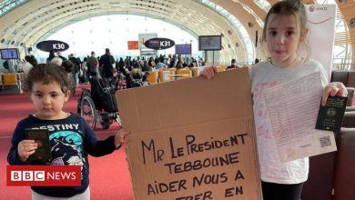 Photo of Paris airport: Algerian passengers from UK stranded for weeks