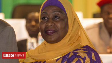 Photo of Samia Suluhu Hassan – the woman set to become Tanzania's next president