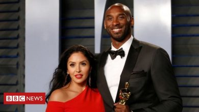 Photo of Kobe Bryant widow sues LA police over 'graphic images' of helicopter crash