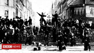 Photo of Paris Commune: The revolt dividing France 150 years on