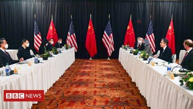 Photo of US and China trade angry words at high-level Alaska talks
