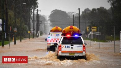 Photo of Australia warned of 'life-threatening' flash floods