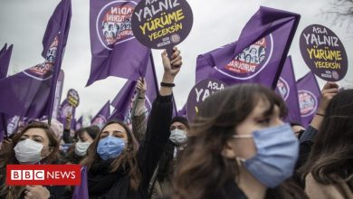 Photo of Domestic violence: Turkey pulls out of Istanbul convention