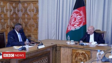 Photo of Afghanistan: US Defence Secretary Lloyd Austin on unannounced Kabul visit