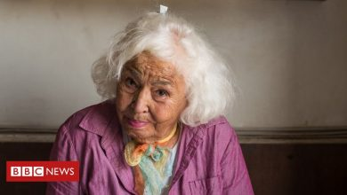 Photo of Egyptian feminist Nawal El Saadawi dies at 89