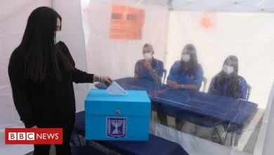 Photo of Israel's Netanyahu faces uphill battle as voters return to polls