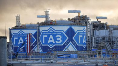 Photo of Russia says LNG production capacity could jump THREEFOLD by 2035