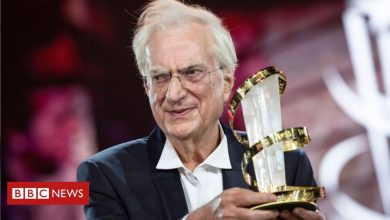 Photo of Renowned French film director Bertrand Tavernier dies