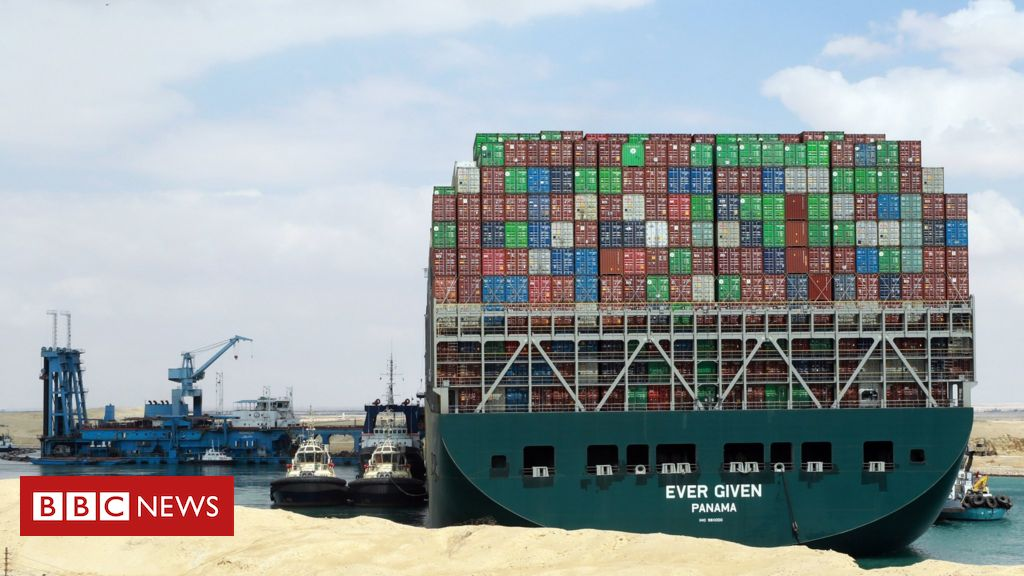 suez-canal:-ships-stuck-in-'traffic-jam'-as-salvage-efforts-continue