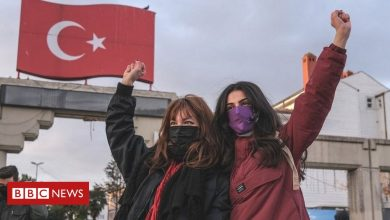 Photo of Turkey Erdogan: Women rise up over withdrawal from Istanbul Convention