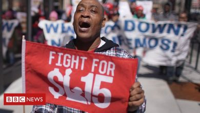 Photo of Minimum wage fight: 'There's no recovery without raising it'