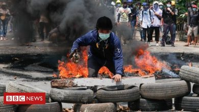Photo of Myanmar: Dozens killed as army opens fire on protesters during 'deadliest day'