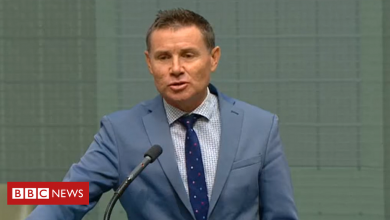 Photo of Andrew Laming: MP 'steps away from duties' amid harassment complaints