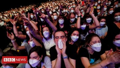 Photo of Covid: Barcelona hosts large gig after testing crowd