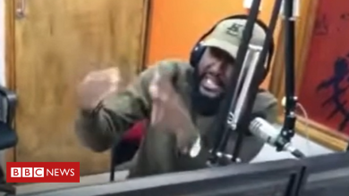 Photo of Kenyan DJs sacked after blaming woman for being pushed off building