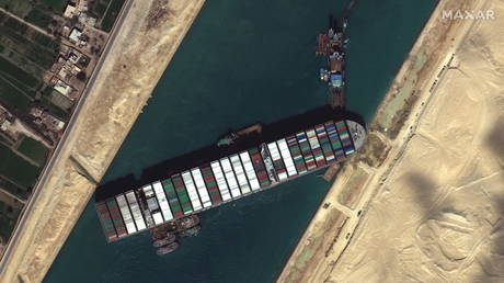 global-carriers-forced-to-reroute-ships-to-avoid-massive-suez-canal-traffic-jam