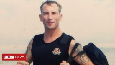 Photo of South African Adrian Nel killed in Mozambique jihadist attack
