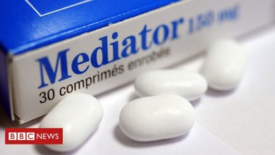 Photo of Mediator drug: French pharmaceutical firm fined over weight loss pill
