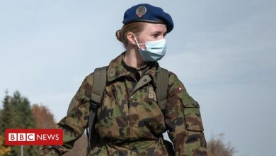 Photo of Women's underwear to be provided to female recruits in Swiss army