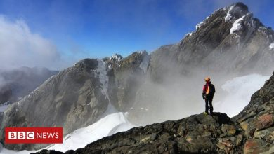 Photo of Uganda climate change: The people under threat from a melting glacier
