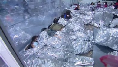 Photo of US border crisis: A look inside a US child migrant facility