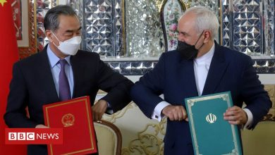 Photo of China sets sights on Middle East with Iran co-operation deal