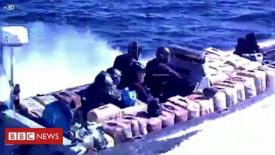 Photo of Spain drug bust: 'Speedboat smugglers' arrested