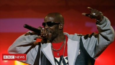 Photo of Rapper DMX in hospital after heart attack