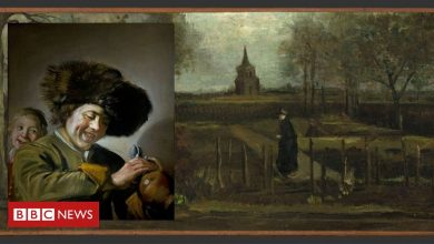 Photo of Dutch arrest over Van Gogh and Frans Hals museum thefts