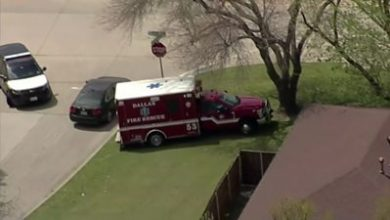 Photo of Stolen ambulance sends Texas police on two-hour chase