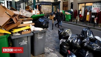 Photo of Paris hits back at filthy streets hashtag campaign