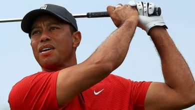 Photo of Tiger Woods car crash: Golfing great drove at almost double the speed limit