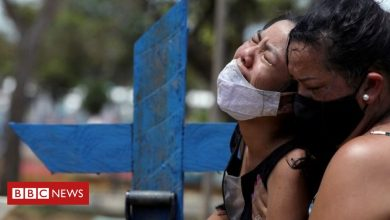 Photo of Covid: Brazil has more than 4,000 deaths in 24 hours for first time