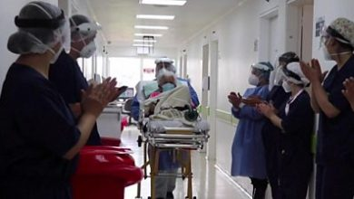 Photo of Covid: Applause for 104-year-old Colombian who beat coronavirus – twice