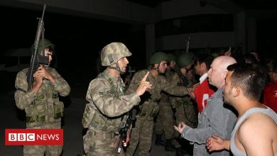 Photo of Turkey coup: Top officers given life terms in mass trial