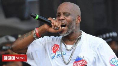Photo of DMX, American rapper and actor, dies aged 50
