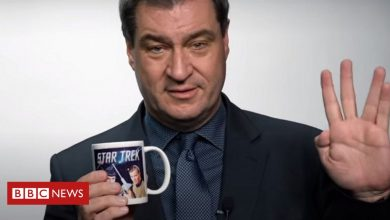 Photo of Markus Söder: Star Trek fan who could boldly go and lead Germany