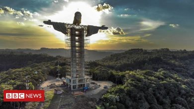 Photo of New Christ statue in Brazil's Encantado to be taller than Rio's