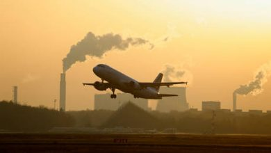 Photo of Pandemic-stricken French aviation sector laments move to slash carbon emissions by banning domestic flights