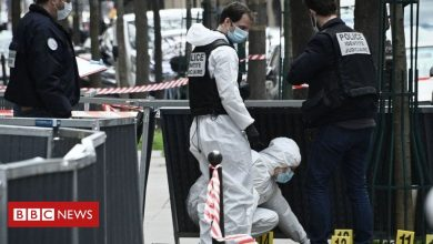 Photo of Manhunt after 'execution' shooting in Paris