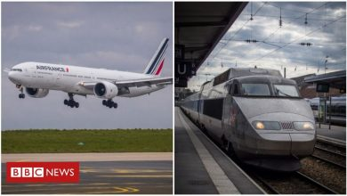 Photo of France moves to ban short-haul domestic flights