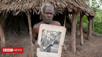 Photo of Prince Philip: The Vanuatu tribes mourning the death of their 'god'