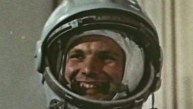 Photo of Yuri Gagarin: Sixty years since the first man went into space