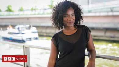 Photo of Cécile Djunga case: Belgian jailed for racism targeting TV presenter