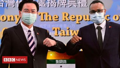 Photo of Somaliland and Taiwan: Two territories with few friends but each other
